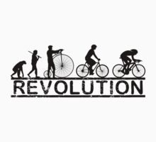 Cycling Revolution Kids Clothes