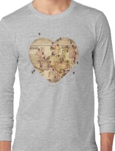 Love to Travel Long Sleeve T-Shirt