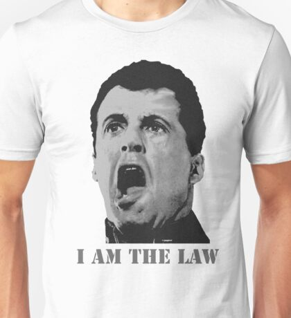 I am the Law! - 2 Unisex T-Shirt