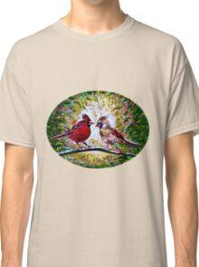 Cardinals Chat  Classic T-Shirt