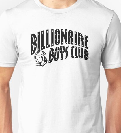 Billionaire Boys Unisex T-Shirt