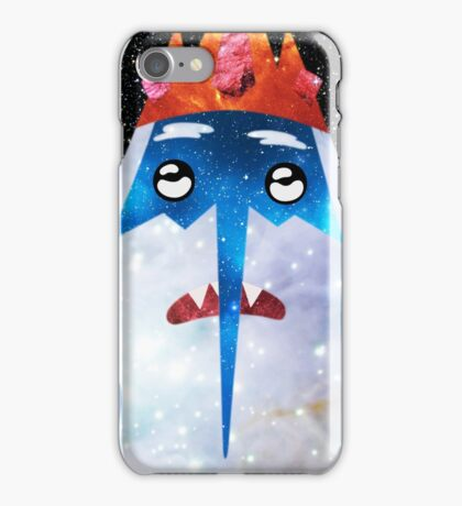 Adventure Time - Ice King 2 - TV iPhone Case/Skin