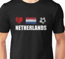 Netherlands Football Netherlander or Dutch Soccer T-shirt Unisex T-Shirt