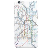 London subway iPhone Case/Skin