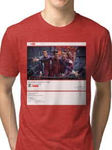 We are Number One but it's a T-Shirt Tri-blend T-Shirt