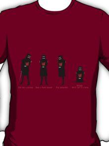 Black Knight - Monty Python T-Shirt