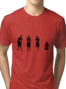 Black Knight - Monty Python Tri-blend T-Shirt