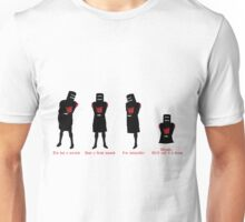 Black Knight - Monty Python Unisex T-Shirt