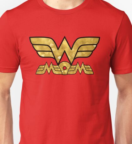 Wonder Mom Unisex T-Shirt