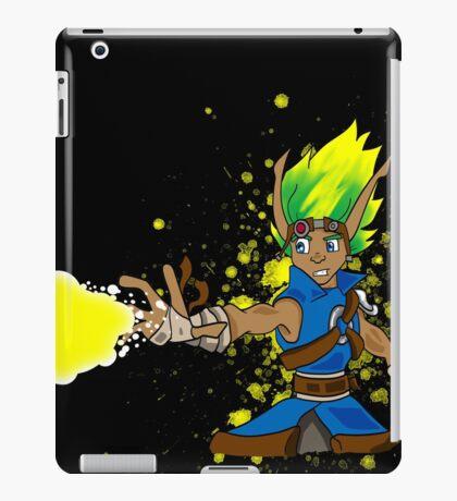 Yellow Eco iPad Case/Skin