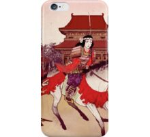 As the Demon Approaches iPhone Case/Skin