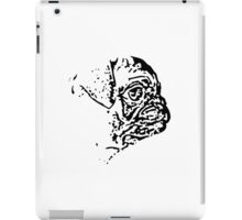 Pug Side iPad Case/Skin