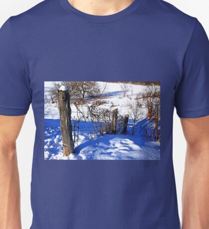 Creek Fenceline Unisex T-Shirt