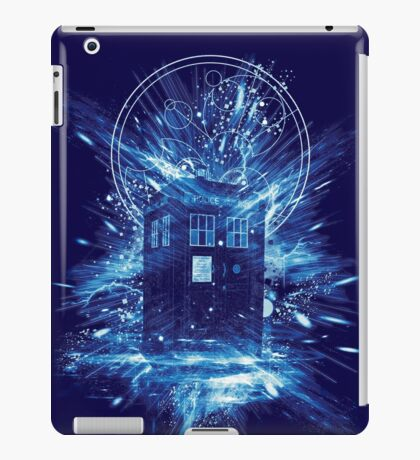 time storm iPad Case/Skin