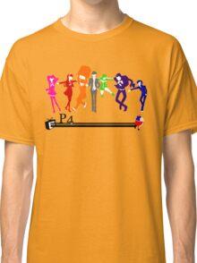 Persona 4!!! Classic T-Shirt