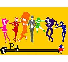 Persona 4!!! Photographic Print