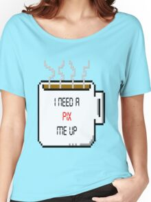 Pix Me Up Women's Relaxed Fit T-Shirt