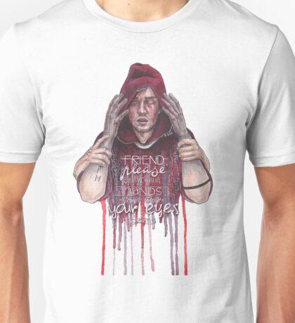friend, please Unisex T-Shirt
