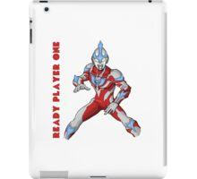 Ready Player One Ultra Man iPad Case/Skin