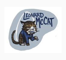 Star Trek Kittens- Leonard McCat by FlyingFoxWhale