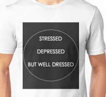 But well dressed Unisex T-Shirt