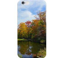 Autumn Artwork iPhone Case/Skin