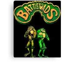 Battletoads (NES) Canvas Print