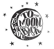 to the moon and back by personkourtney