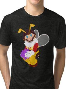 Bee Mario Tri-blend T-Shirt