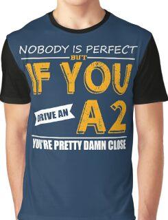 Audi A2 Graphic T-Shirt
