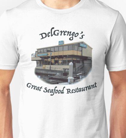 DelGrengo's Great Seafood Restaurant Unisex T-Shirt