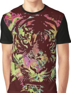 Tigre - Art Graphic T-Shirt
