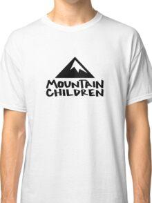 Mountain Children  Classic T-Shirt