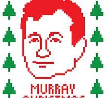 Murray Christmas by gnarlynicole