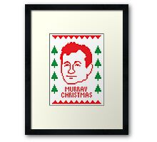 Murray Christmas Framed Print