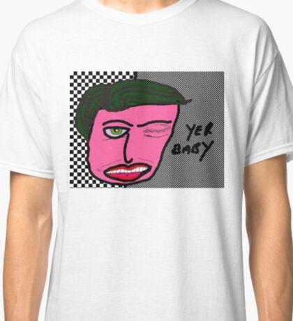 Ringo Starr Art: Yer Baby Classic T-Shirt