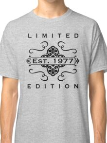 1977 Limited Edition Classic T-Shirt