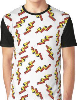 Pop art thunderbolts Graphic T-Shirt