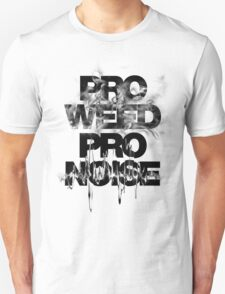 ALLDAY x PRO WEED PRO NOISE T-Shirt