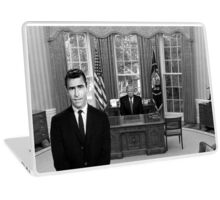 Donald Trump Twilight Zone Laptop Skin