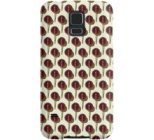 Many (Many!) Lollies: Red  Samsung Galaxy Case/Skin