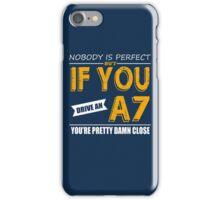 Audi A7 iPhone Case/Skin