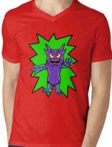 """Monster Surprise"" Mens V-Neck T-Shirt"