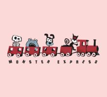 the monster express Kids Clothes