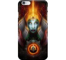 Riddian Queen Dynasty Of Power On Black iPhone Case/Skin