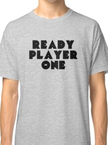 Ready Player One Symbol Classic T-Shirt