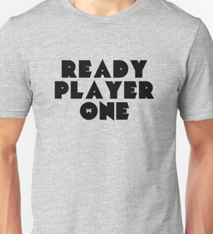 Ready Player One Symbol Unisex T-Shirt