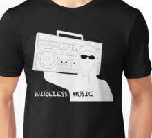 Wireless Music Unisex T-Shirt