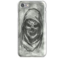Hooded Skull iPhone Case/Skin
