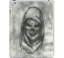 Hooded Skull iPad Case/Skin